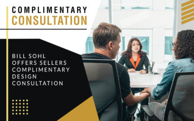 Bill Sohl Offers Sellers Complimentary Design Consultation